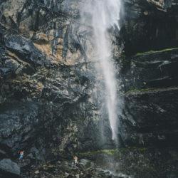 Белогорка - водопад Аватар